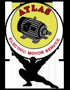 Atlas Electric Motor Logo